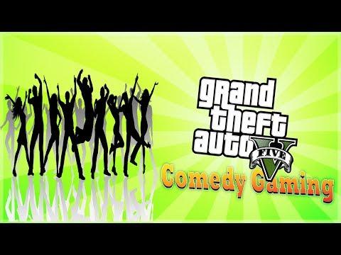 GTA 5 - Club Crue - Epic Dance Floor - Comedy Gaming