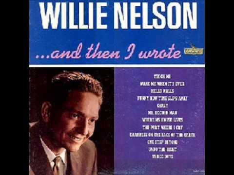 Willie Nelson   Crazy 1962