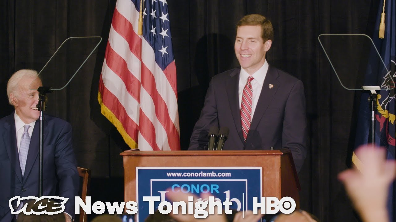 In run-up to special election in US 18th District, Conor Lamb makes pitch to ...