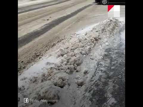 Видео Ярославль: неубранный город