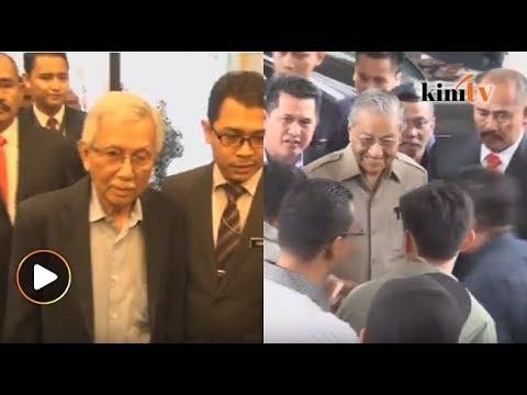 Giliran Daim, Mahathir beri keterangan RCI Forex