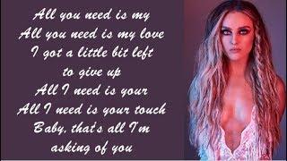 Little Mix ~ Dear Lover ~ Lyrics