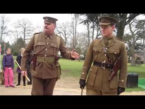 CRHnews - 10th Essex Great War living history Chelmsford Museum
