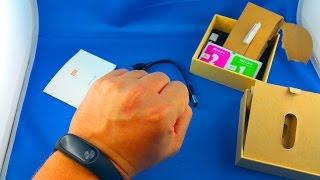 ✅ 9$ Original Mi Band Xiaomi Unboxing from AliExpress haul