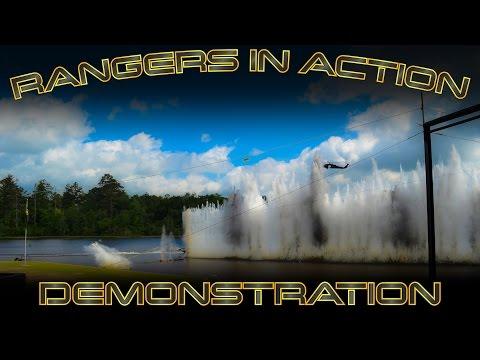 Rangers In Action Demonstration 4K