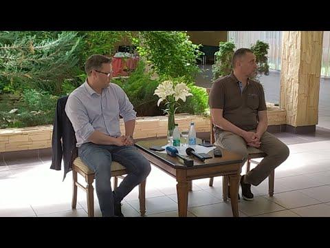 Максим Шевченко В Бресте. Прямой эфир: ответы на вопросы.