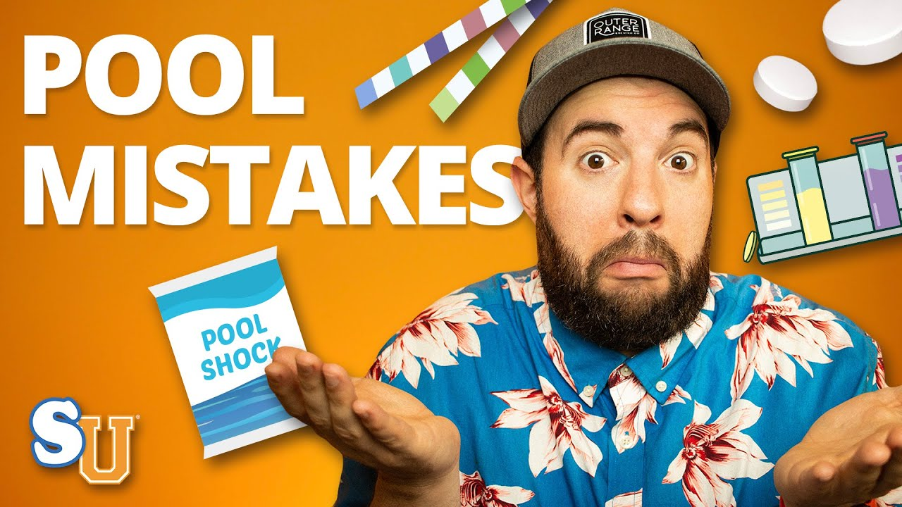 11 Common POOL MAINTENANCE Mistakes | Swim University