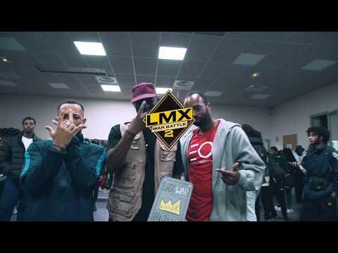 Le K. vs Sam YUDAT - Finale LMX WAR BATTLE II - HIP HOP