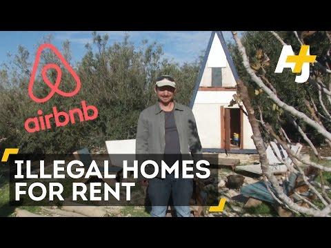 Israeli Settler Homes On Airbnb