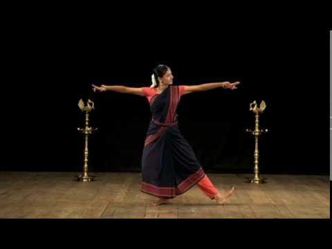 3rd Nattadavu - Bharatanatyam adavus