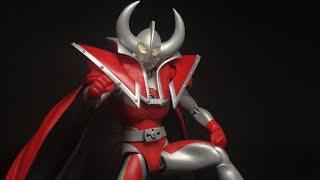 Gambar cover ULTRA - ACT FATHER OF ULTRA ウルトラの父 Ultraman Ken 宇宙警備隊大隊長 Future KidsTV