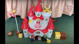 Mushroom Kingdom Castle - World of Nintendo (Jakks Pacific)