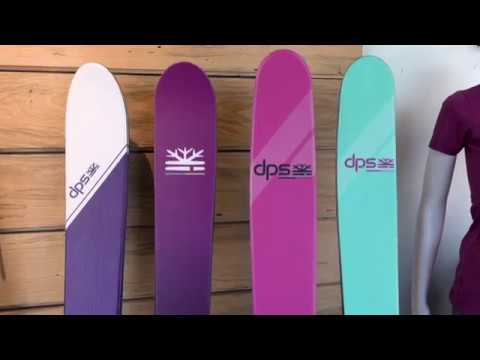 The World's Most Advanced Skis: DPS Women's Overview