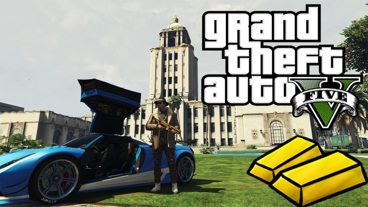 gta 5 online pimped out cars guns and clothes gta