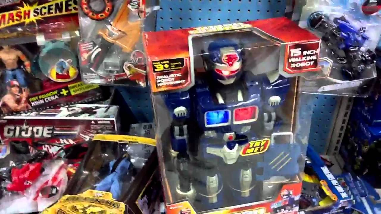Walmart Toys For Boys : Wal mart boys toy section youtube