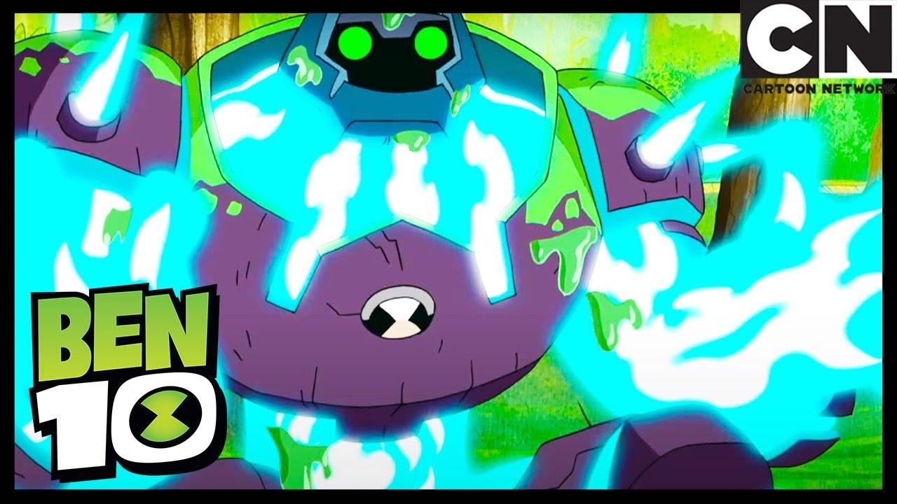 Team Tennyson look for the Blushing Orchard | Tim Buk-TV | Ben 10 | Cartoon Network