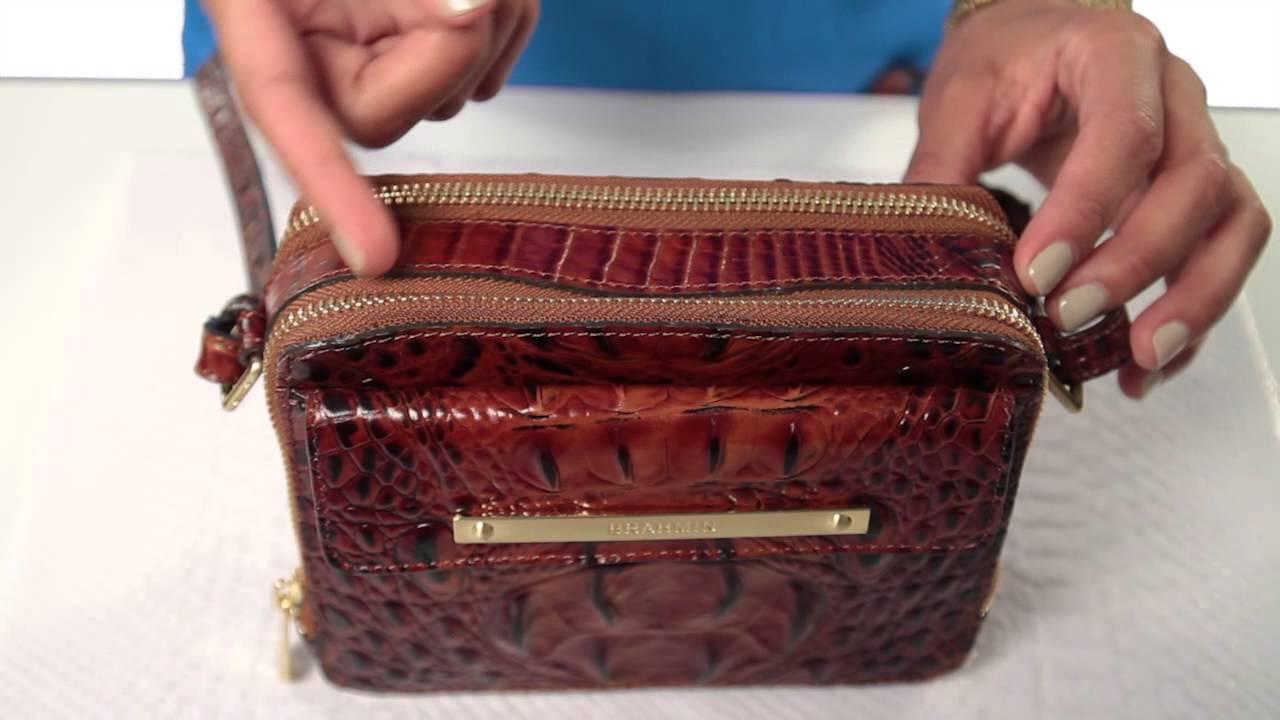 Brahmin Jules Crossbody Bag Video