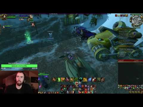 Asmongold and McConnell duel [Gone sexual]