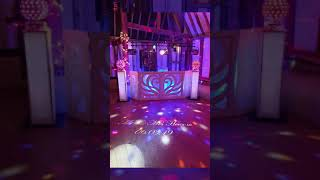 Wedding DJ's at the Clock barn