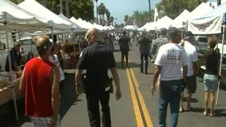 OPD TAKE DOWN  AT THE FARMER MARKET  O-SIDE-FAMILY , OCEANSIDE CA