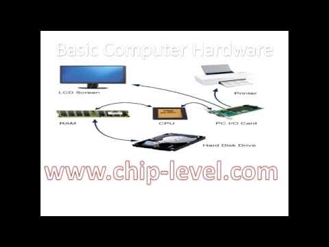 Basic Computer hardware course in hindi