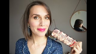 Tutoriel (ou pas) maquillage  - Naked Reloaded, Limelife...