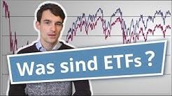 ETF Erklärung: Was sind ETFs? In nur 4 Minuten erklärt!   Finanzlexikon