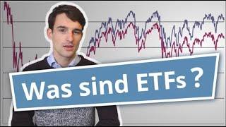 ETF Erklärung: Was sind ETFs? In nur 4 Minuten erklärt! | Finanzlexikon