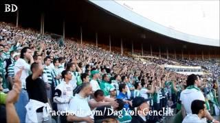 Hep Beraber BURSASPOR | Bursaspor 3 - 0 Eskişehirspor HD # 25.04.2012