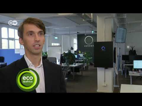 sonnenCommunity - Solar Power Sharing in Germany