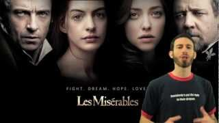 Les Misérables Movie Review (Belated Media)