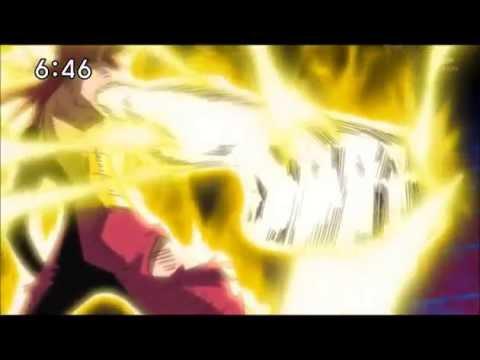 Koga vs Apsu (Pegasus Ryu Sei Ken Dorado)