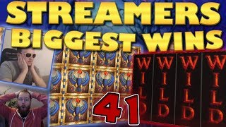 Streamers Biggest Wins - #41 / 2018