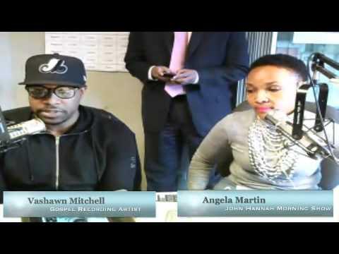 JHMS: Vashawn Mitchell Interview
