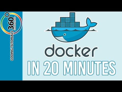 Learn Docker in 20 Minutes