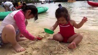 Kan & Aki 初めての海外旅行に行ってきたよ♪  Hawaii thumbnail