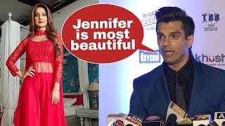Shocking: Karan Singh Grover praising beauty of ex wife Jennifer Winget in public