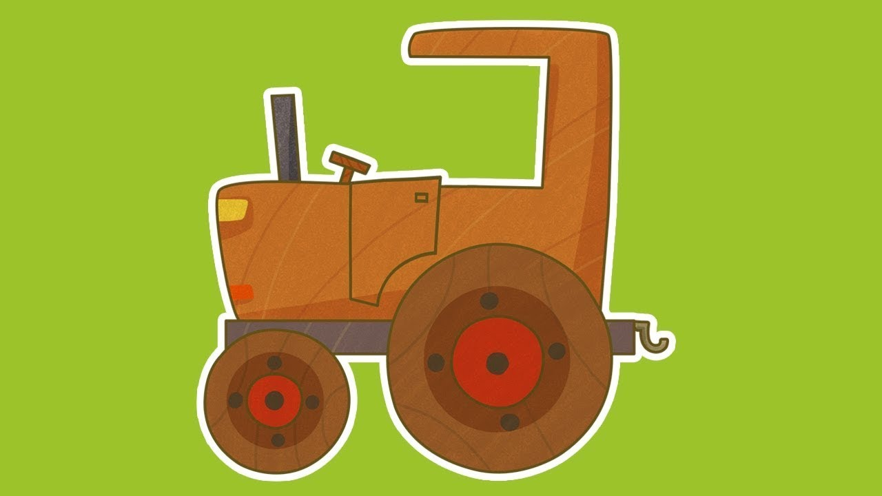 prabou et niko les histoires de voitures dessin anim tracteur youtube. Black Bedroom Furniture Sets. Home Design Ideas