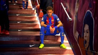 Neymar's Last Season in Barcelona
