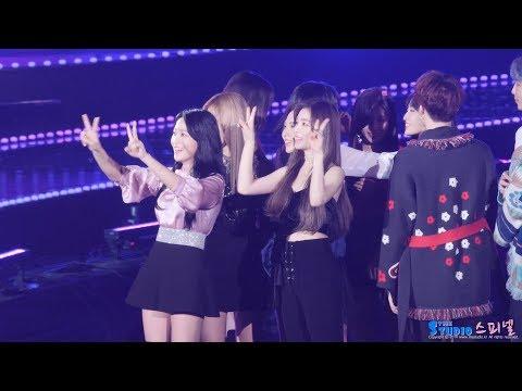 181225 레베럽 찾은 레드벨벳 Red Velvet 엔딩 ENDING 직캠 @ 가요대전 by Spinel