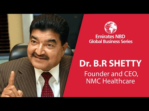 Up Close & Personal with Dr. B.R Shetty Part-1