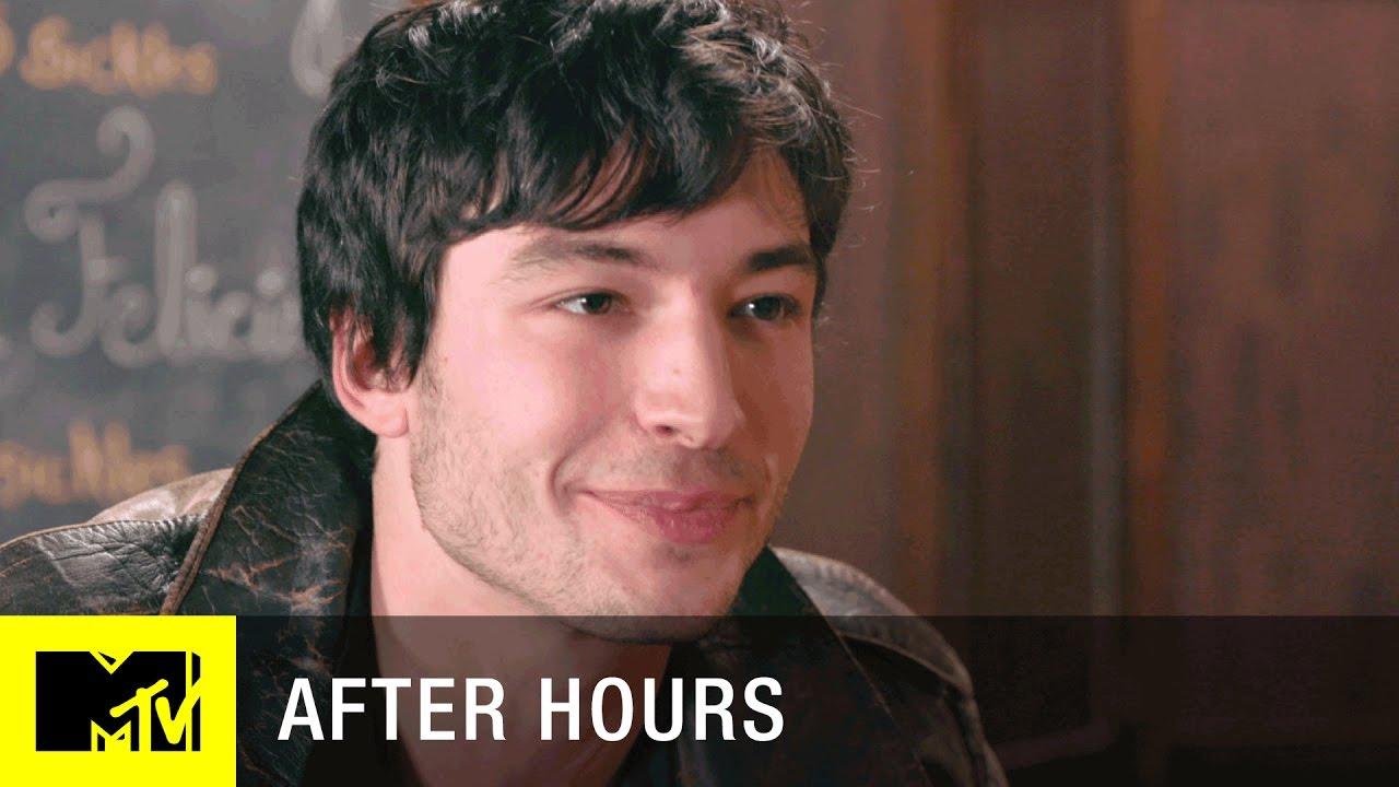 Ezra Miller Educates Josh Horowitz on Harry Potter   After Hours   MTV
