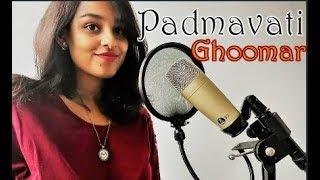 PADMAAVAT Ghoomar Song Acoustic Cover by Maydha   Deepika Padukon   Shahid Kapoor   Ranveer Singh