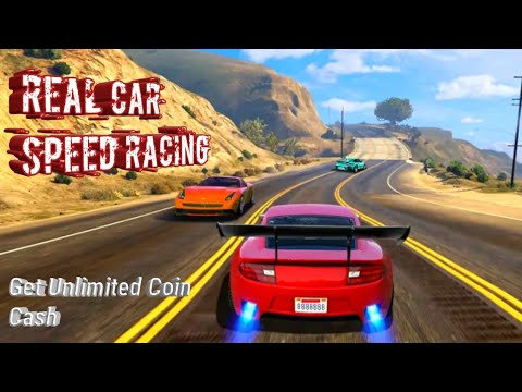 Real Car Speed Racing Mod Apk | Get Unlimited Coin Cash