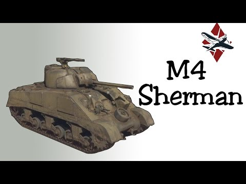 M4 Sherman Tank Review | War Thunder