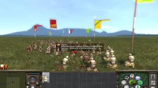 Medieval II  Total War-Venetian Heavy Infantry VS Janissary Heavy Infantry