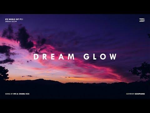 BTS 방탄소년단 & Charli XCX - Dream Glow Piano Cover
