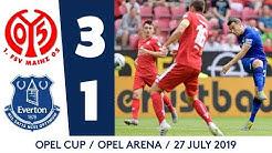 OPEL CUP HIGHLIGHTS: FSV MAINZ 3-1 EVERTON