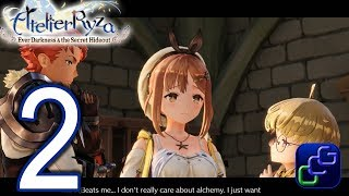 Atelier Ryza Ever Darkness & the Secret Hideout PC 2K Walkthrough - Part 2