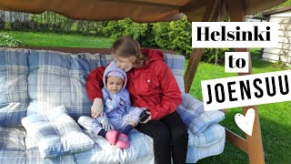 A Very Cold Spring Day In Joensuu | FINLAND TRIP | Travel Vlog